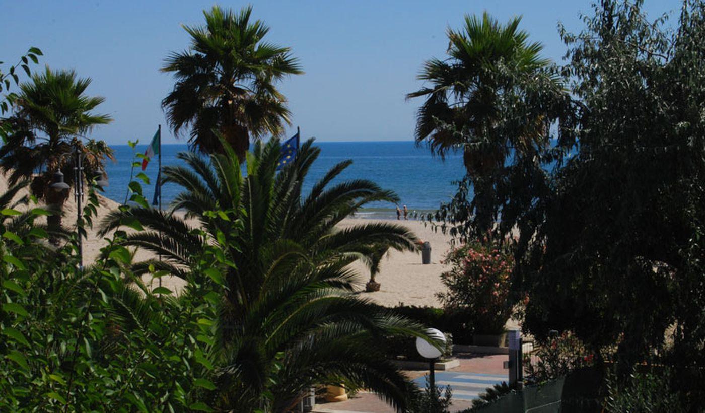 Spiaggia in Abruzzo