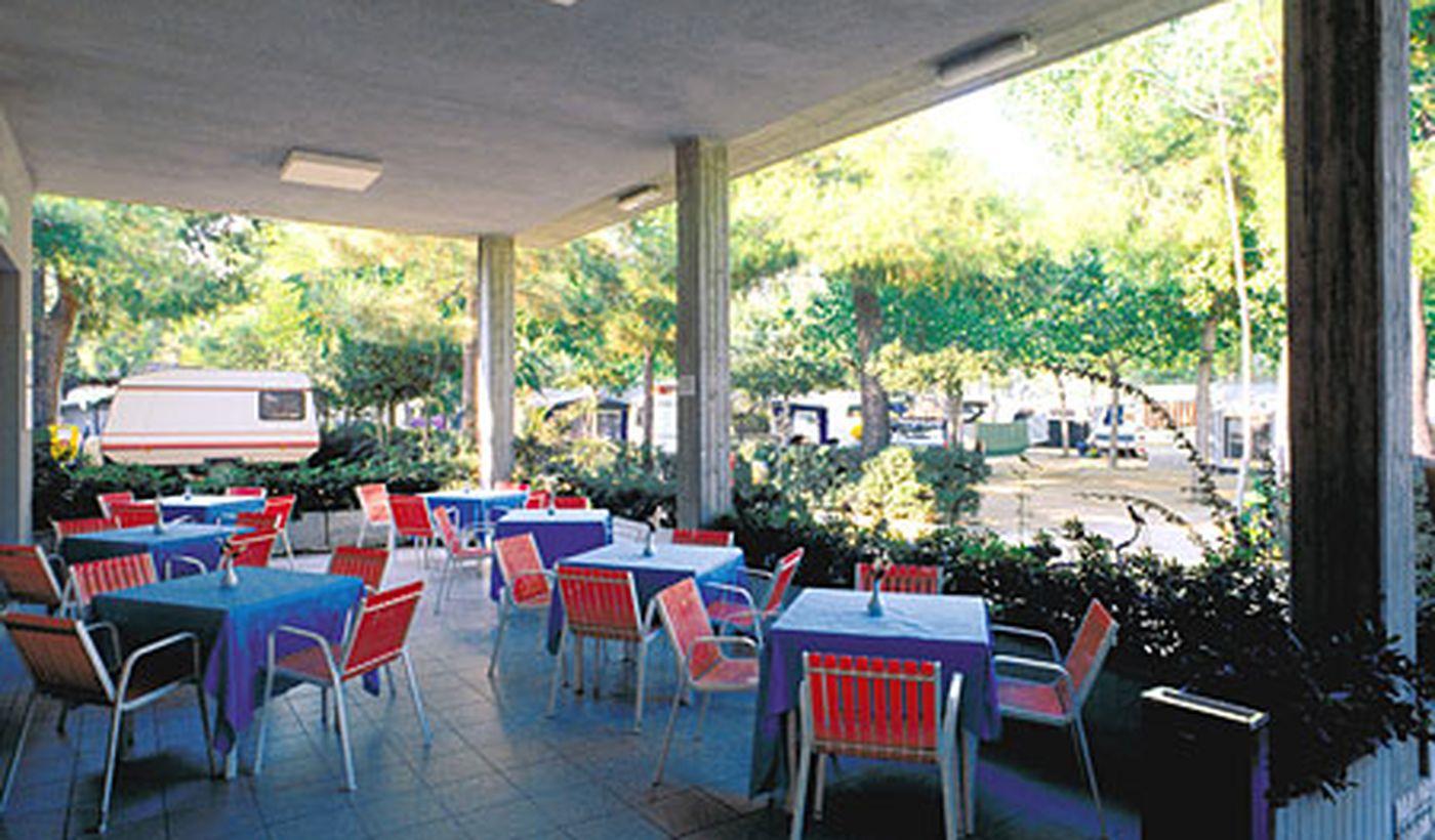 Kemping restauracji