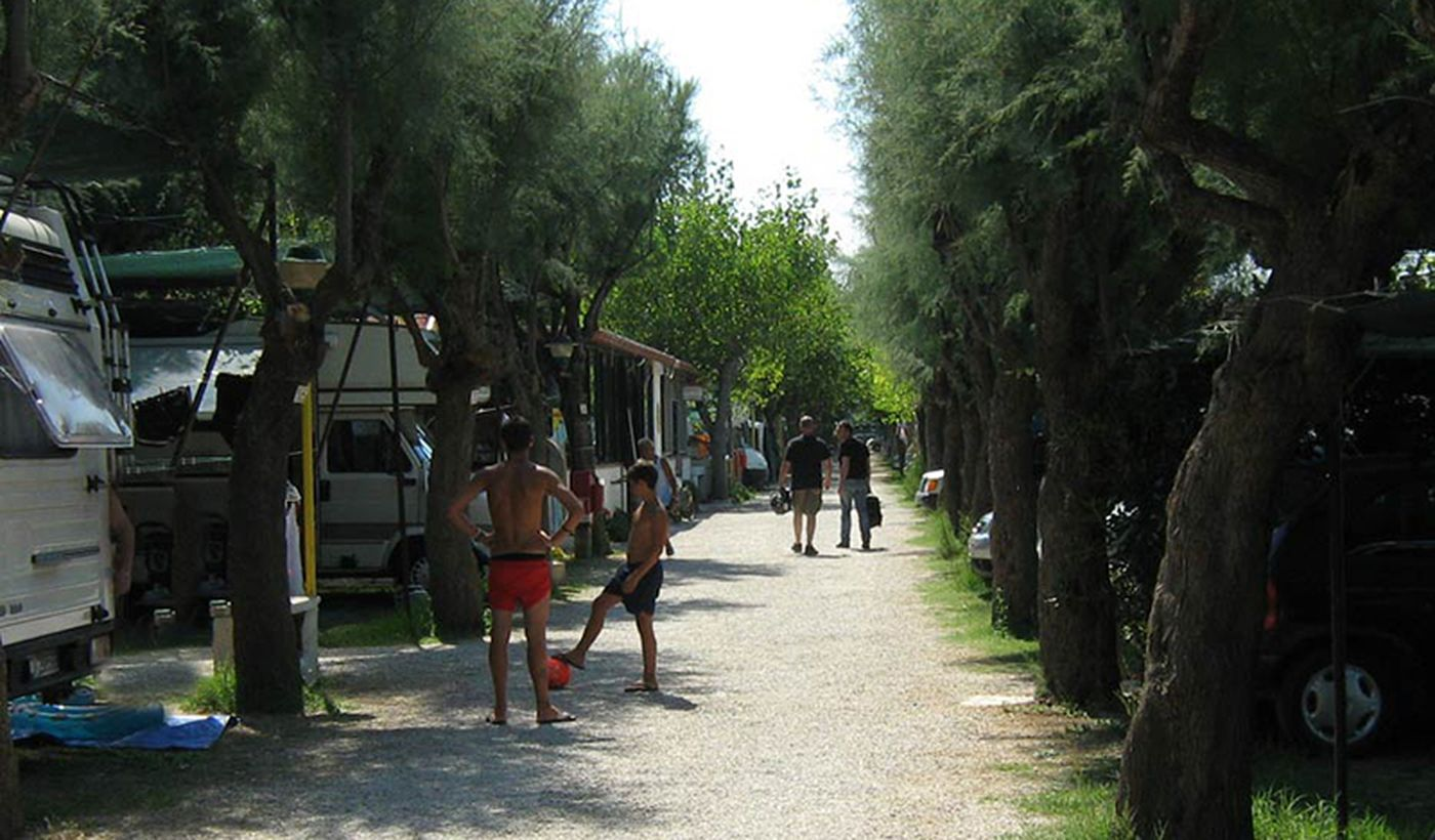 Camping in Roseto degli Abruzzi