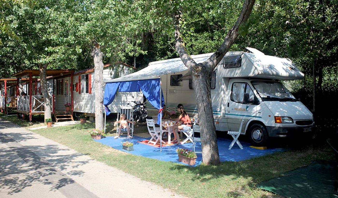 Piazzole camper