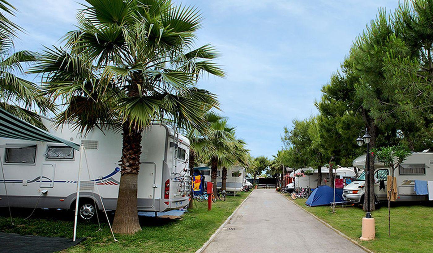 Camping a Giulianova