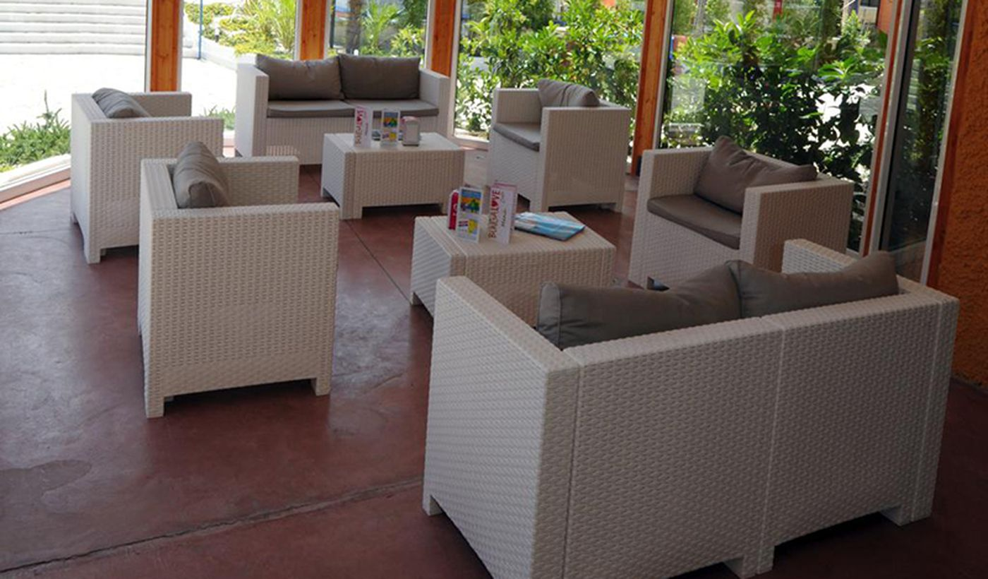 Il bar del camping village