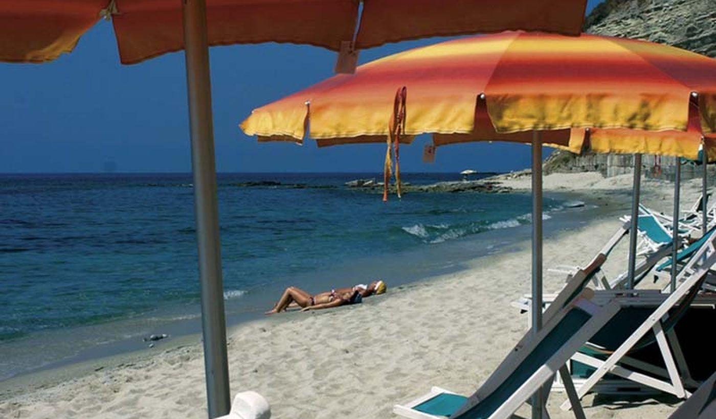 Spiaggia della Calabria