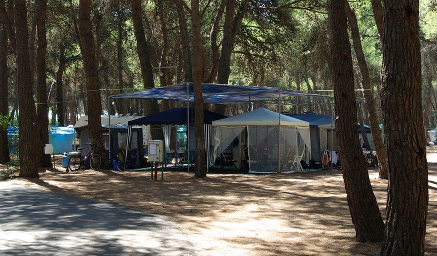 Campeggio in Calabria