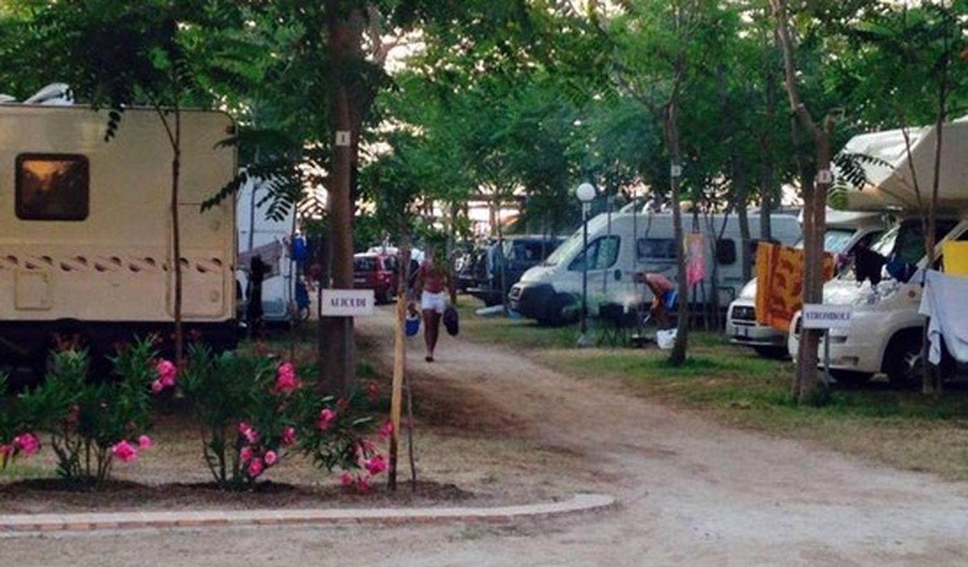 Camping Marina del Convento