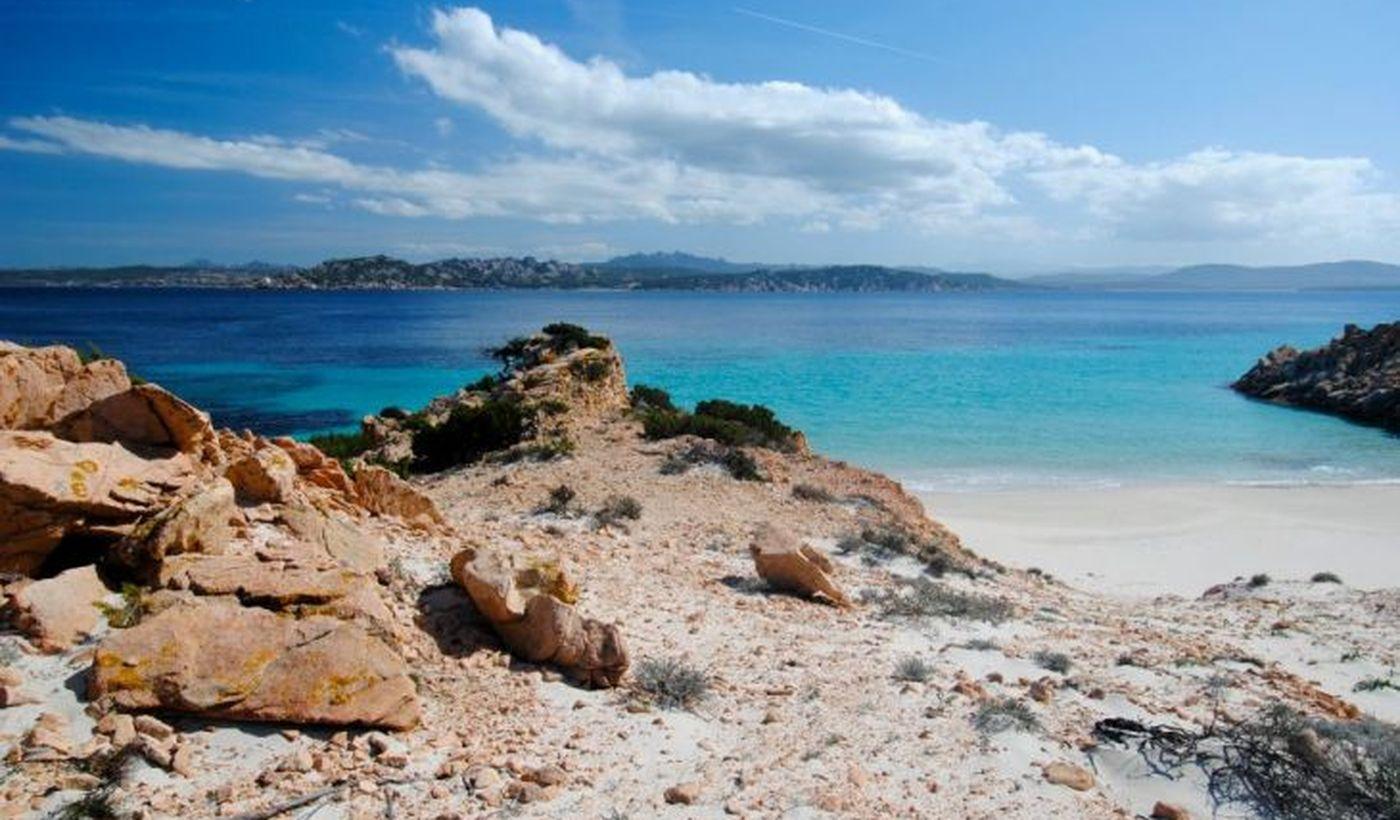 Camping nell'Arcipelago della Maddalena
