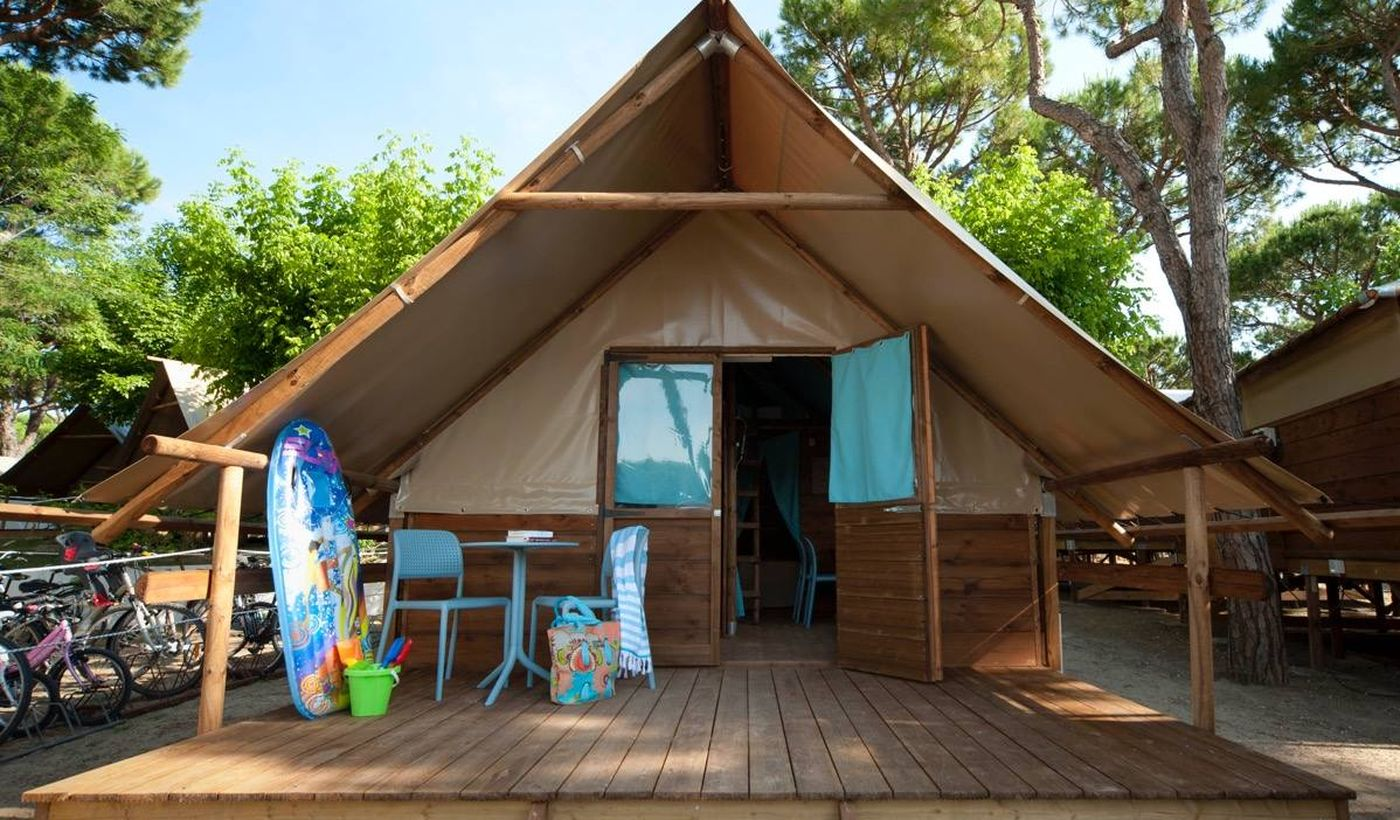 Glamping Beach Lodge