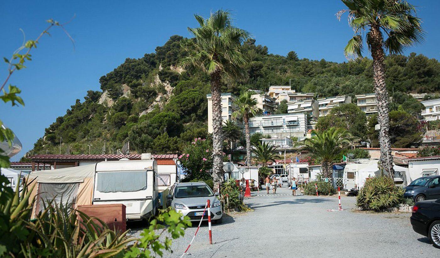 Camping für Wohmobil in Diano Marina