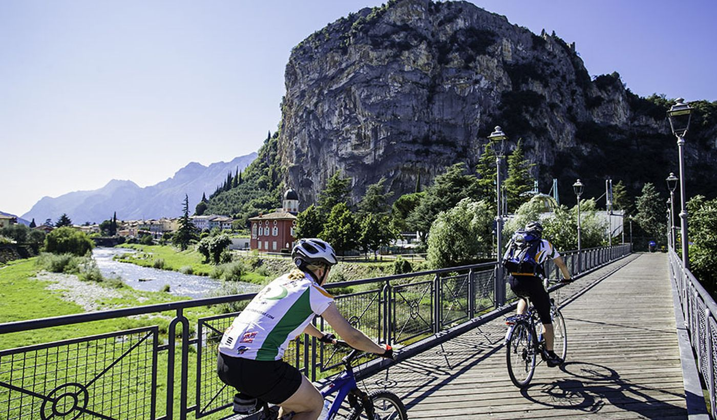 Bicycle tours in Trentino