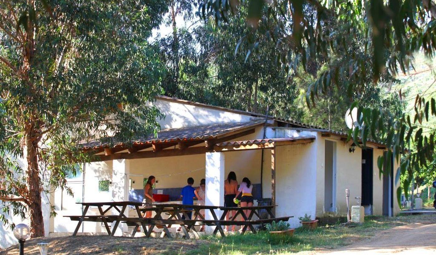 Camping en Corse du Sud