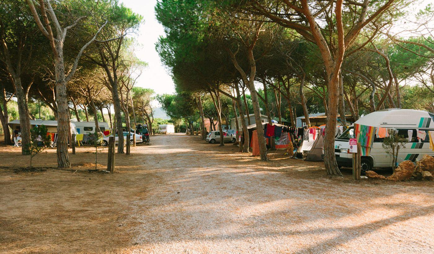 Camping Village en Alghero