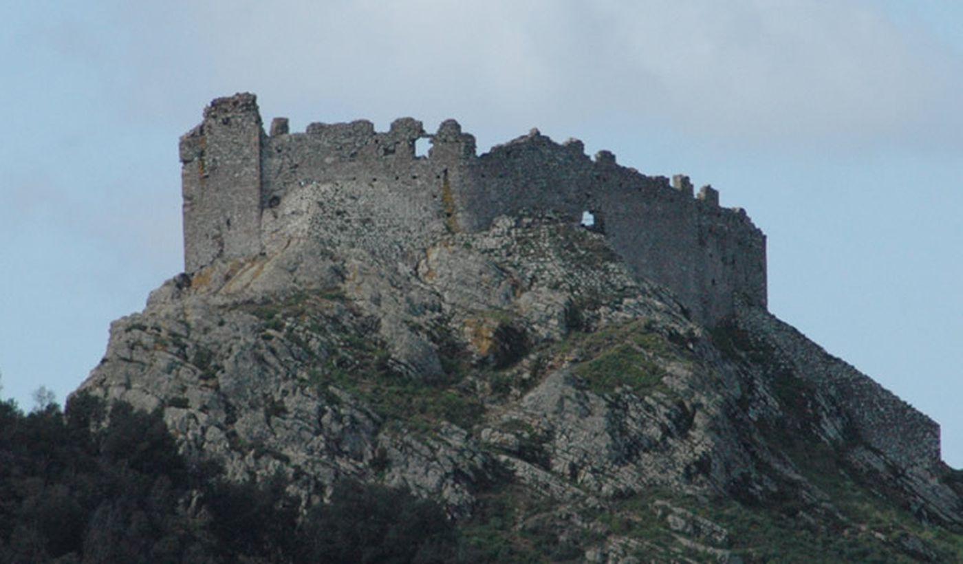 Castello del Volterraio all'Isola d'Elba