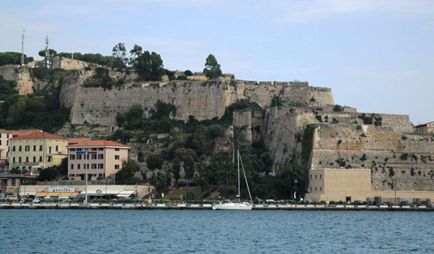 Forte Falcone a Portoferraio