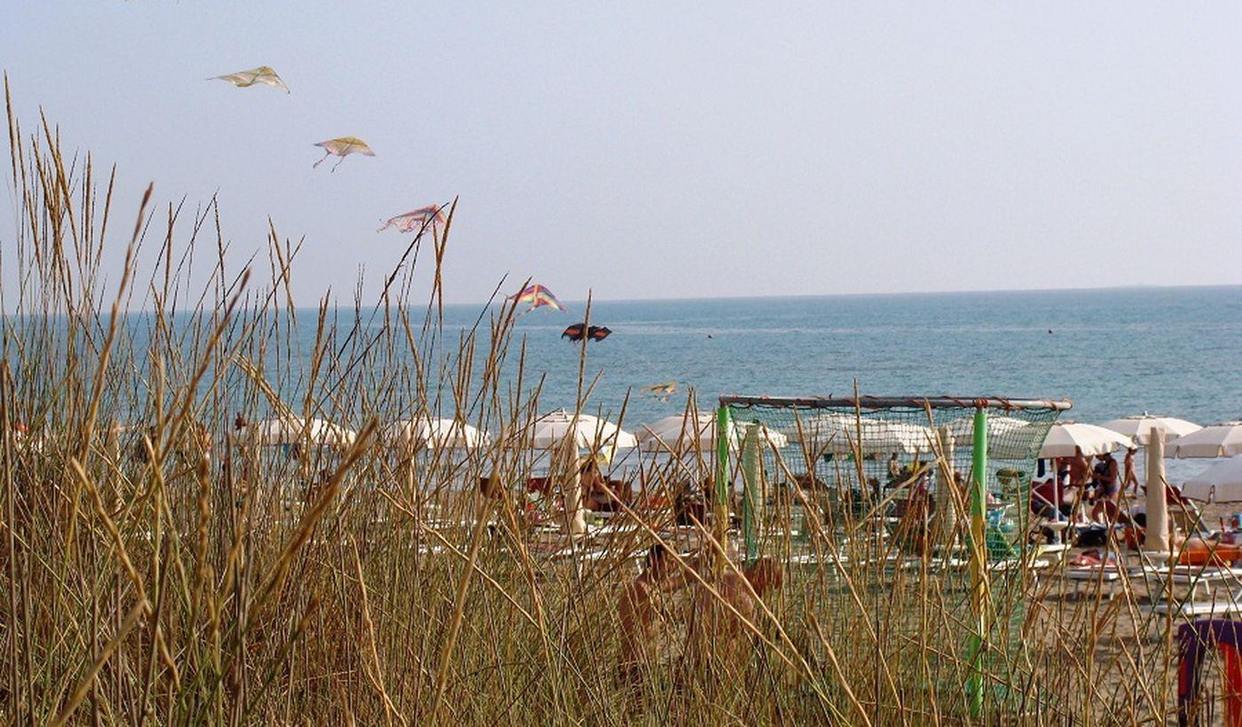Camping sul Mare a Grosseto, Toscana