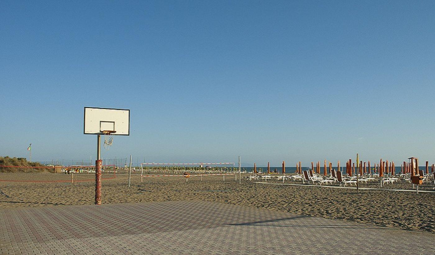 Camping Village sul Mare a Grosseto