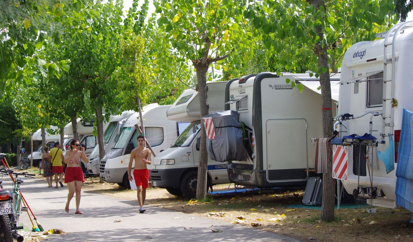 Centro Vacanze Camping Spinnaker
