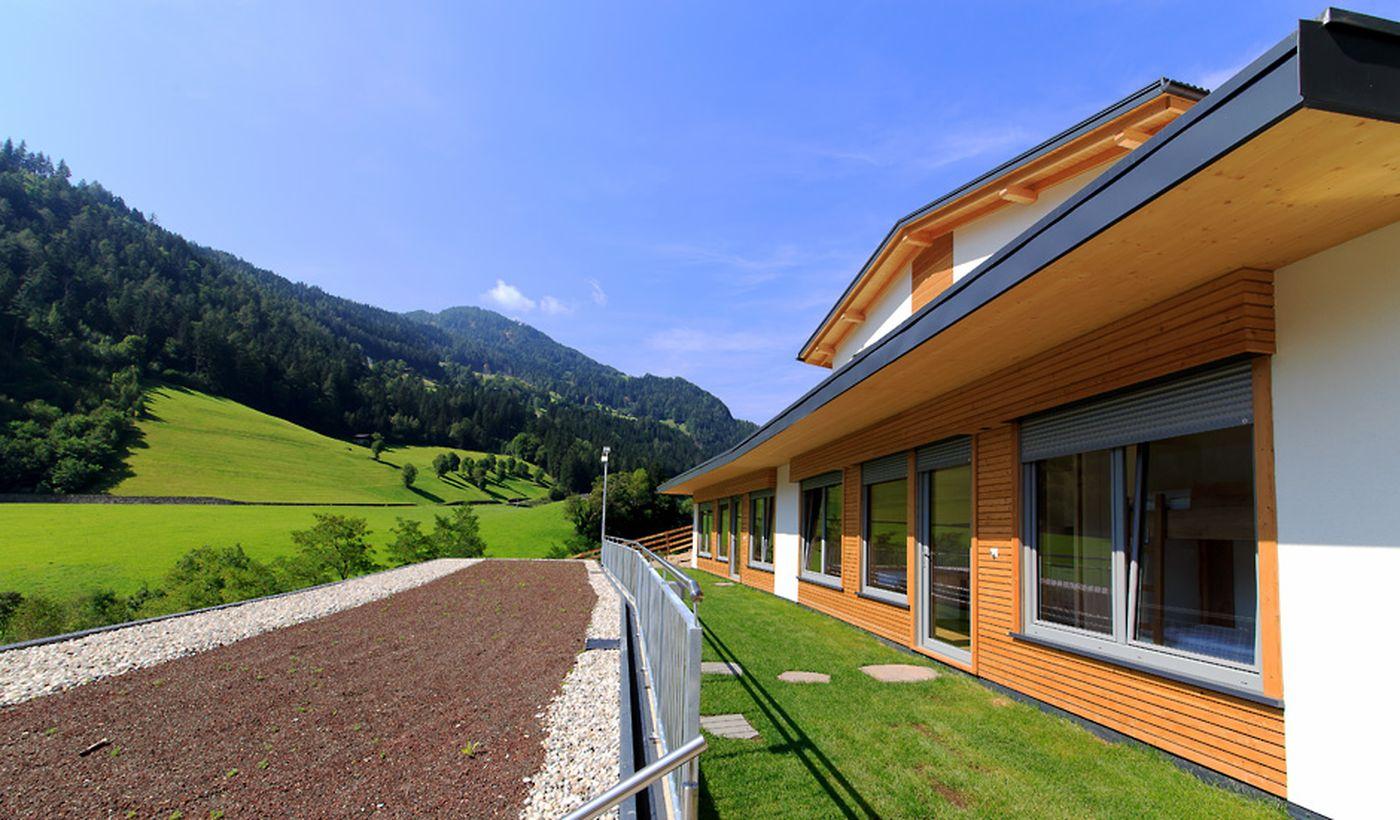Camping Bungalow in Passeiertal, Trentino-Südtirol