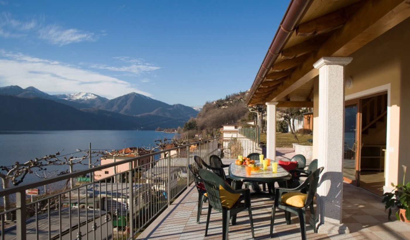Bungalow am Orta-See
