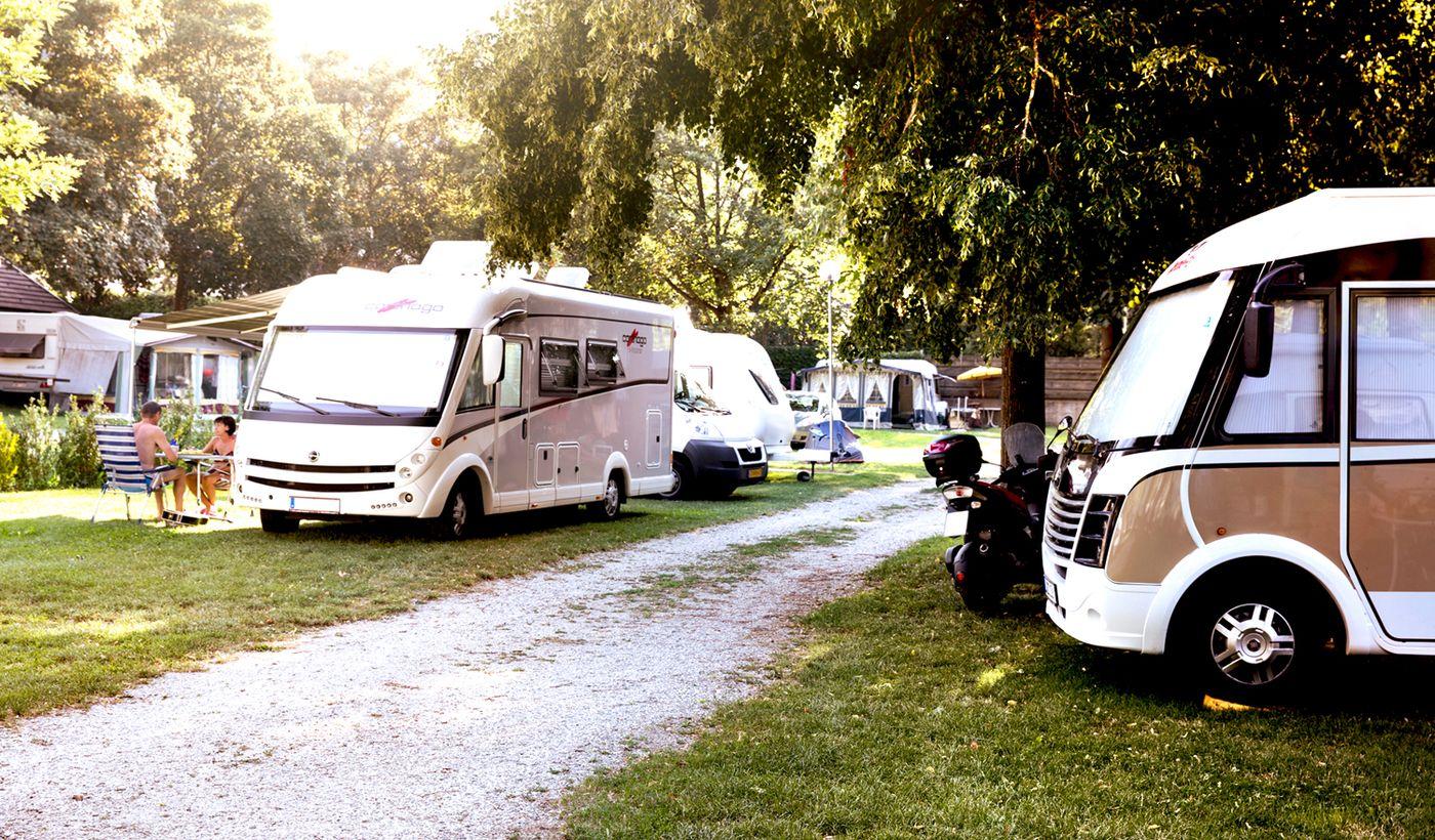 Hotel Löwenhof Camping