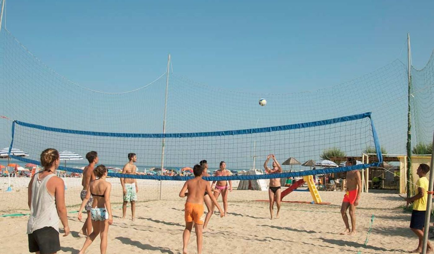 Beach Volley a Fermo