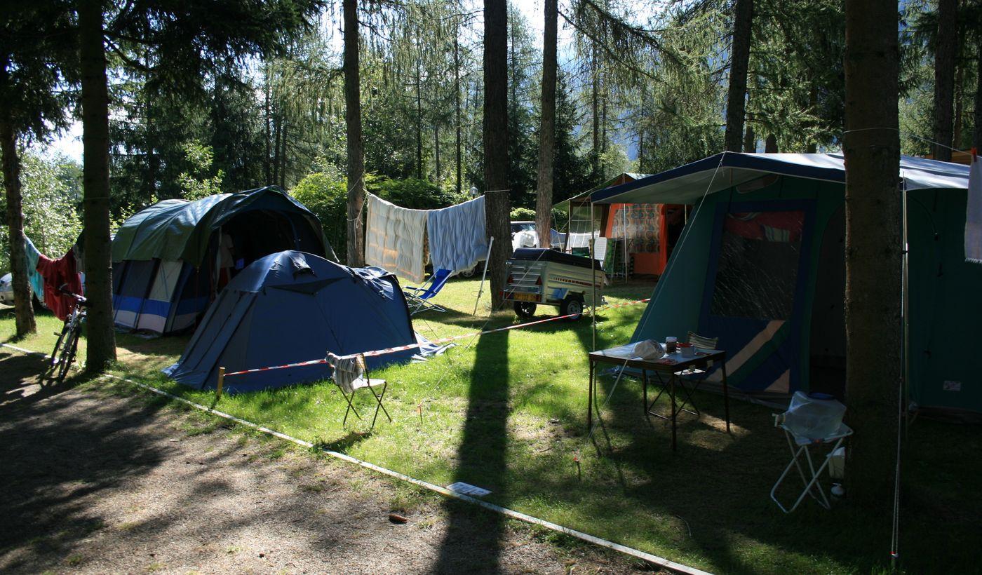 Camping in Val di Sole