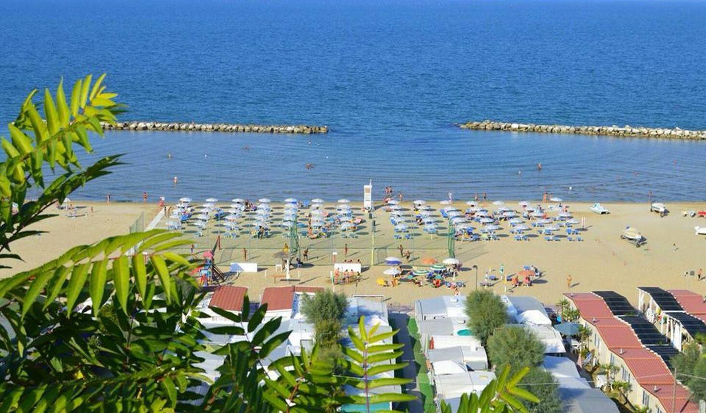 Camping sul Mare Adriatico
