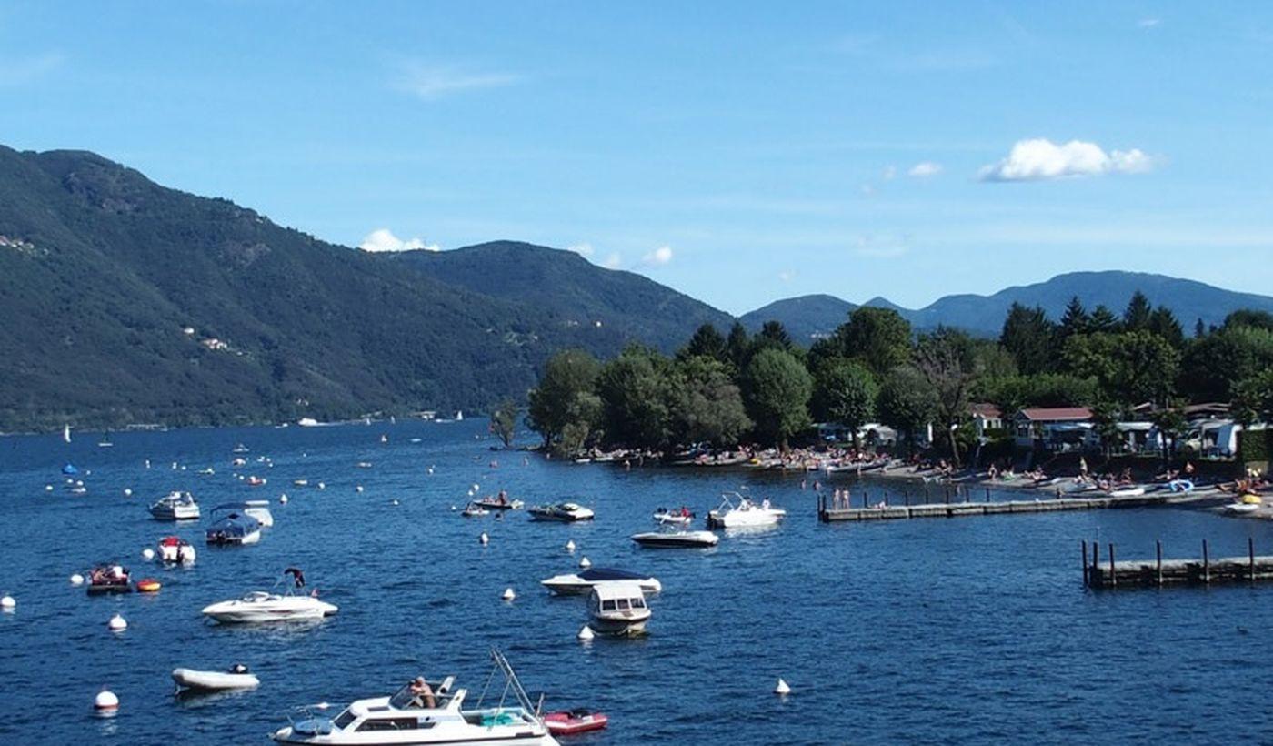 Camping am Lago Maggiore
