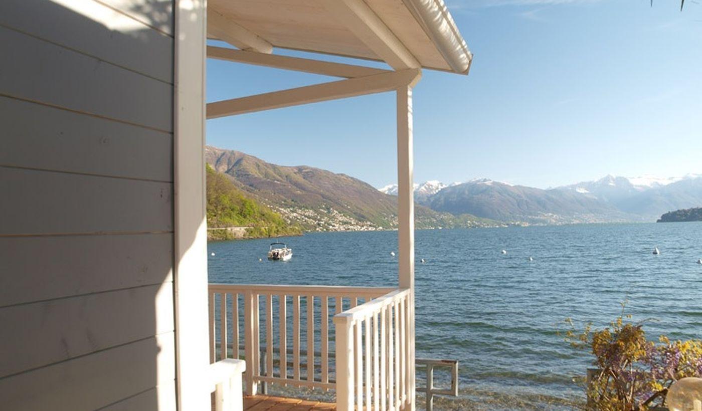 Camping Residence am Lago Maggiore