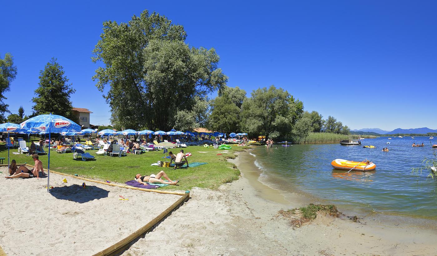 Spiaggia: sole, relax e divertimento