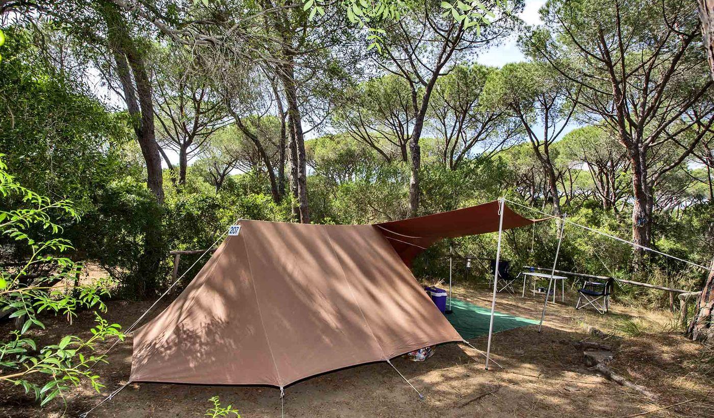 Camping a Castiglione della Pescaia