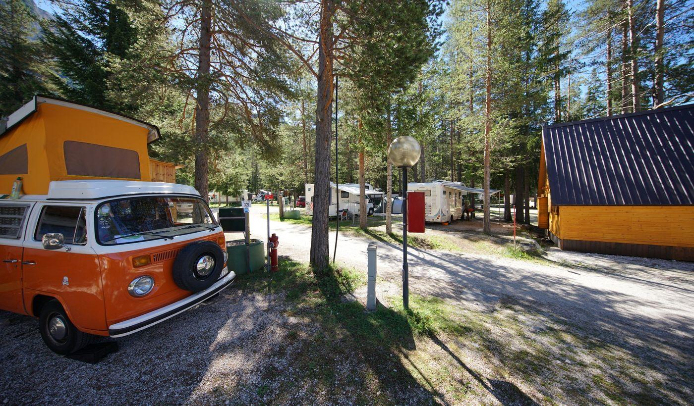 Camping Sass Dlacia
