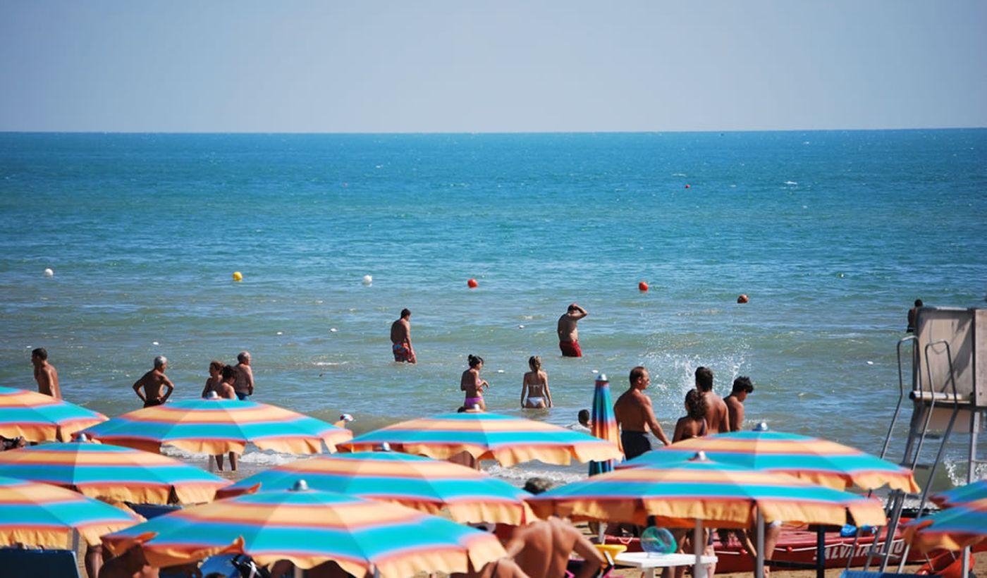 Villaggio sul Mare a Vieste, Puglia