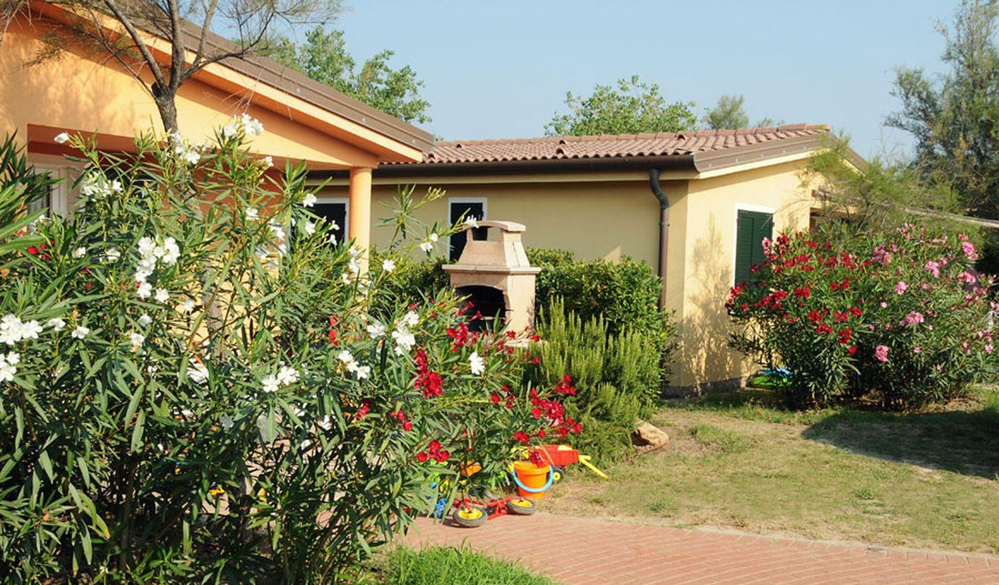 Villaggio a Comacchio, Ferrara
