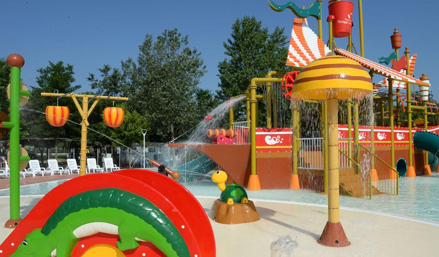 Camping Village con piscina per bambini