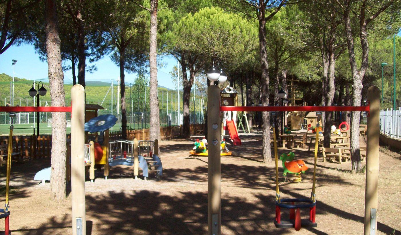 Campeggio per famiglie con bambini