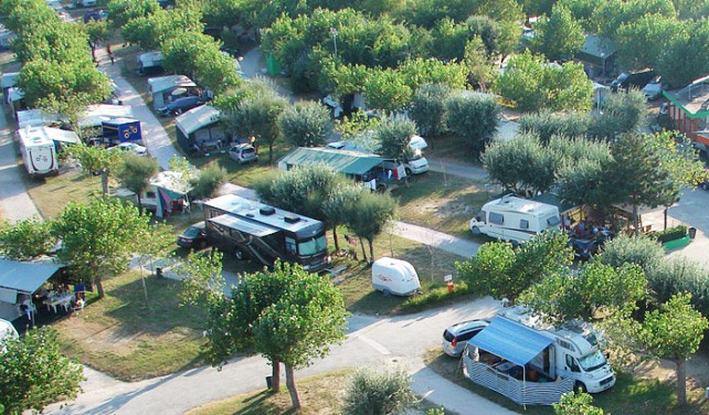 Camping in Riccione