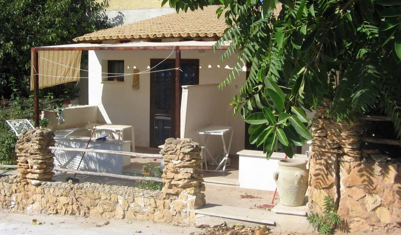 Camping Village in Castel, Trapani
