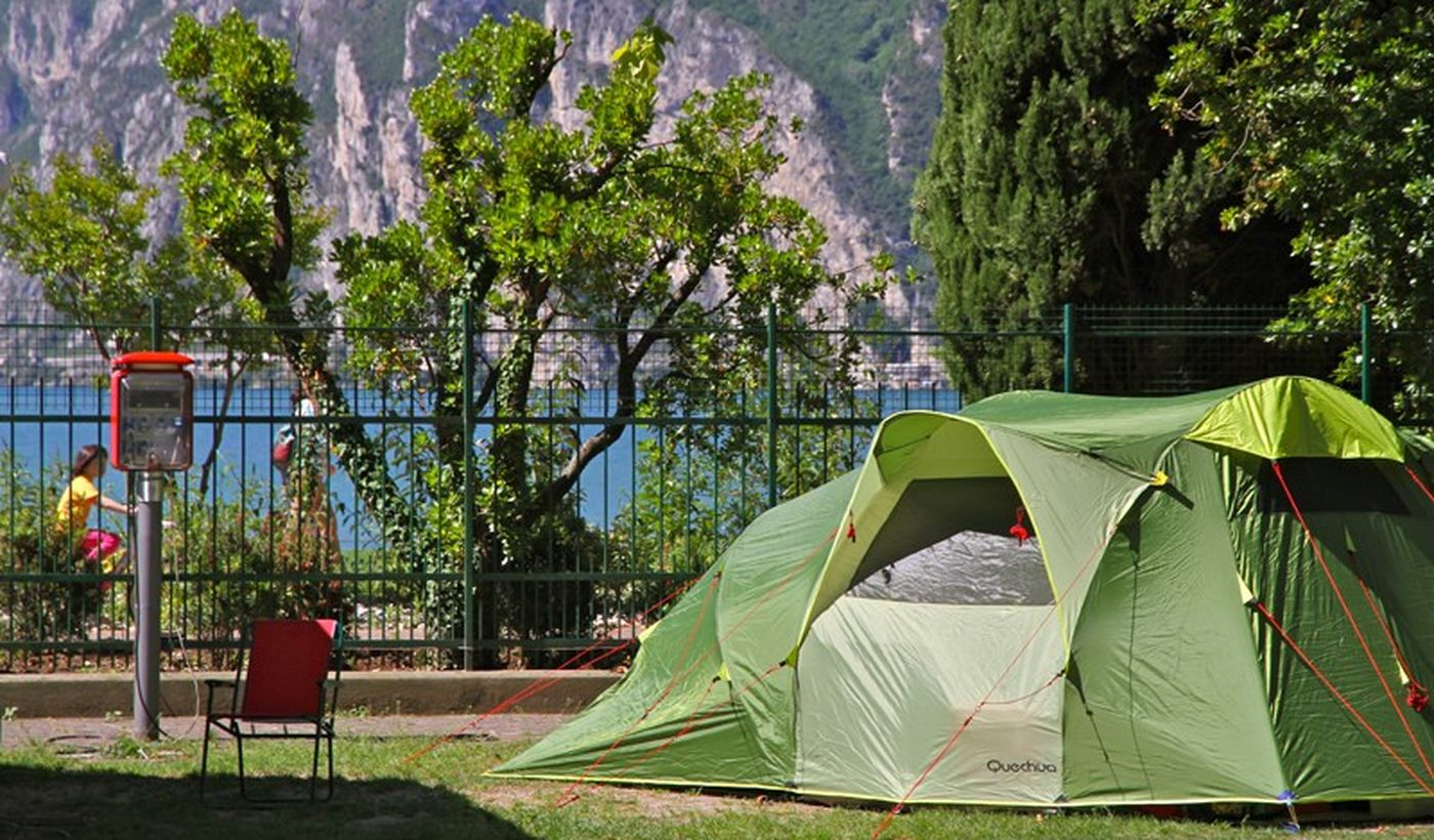 Al Lago Camping and Hotel