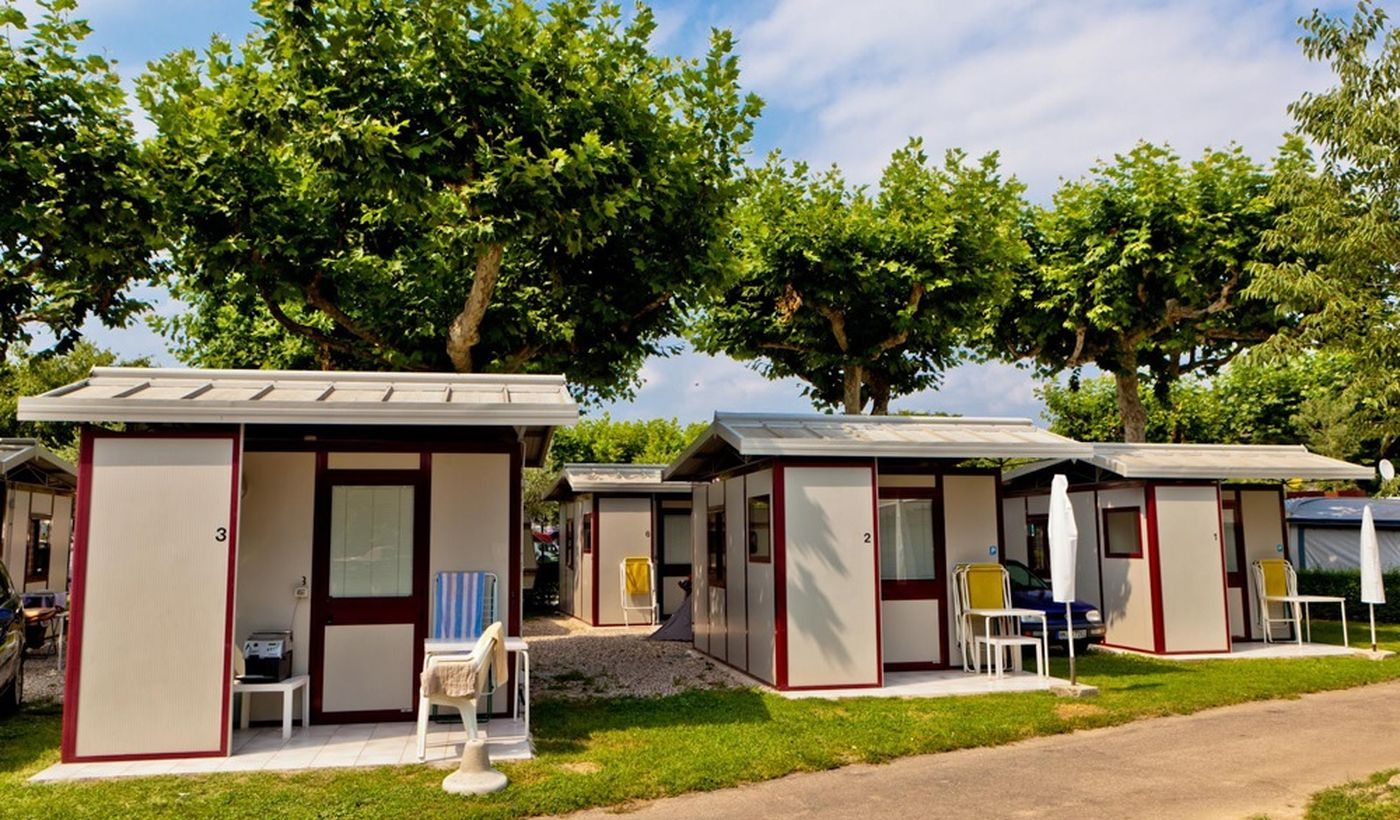 Camping Europa Bardolino In Veneto Campsites On Lake Garda