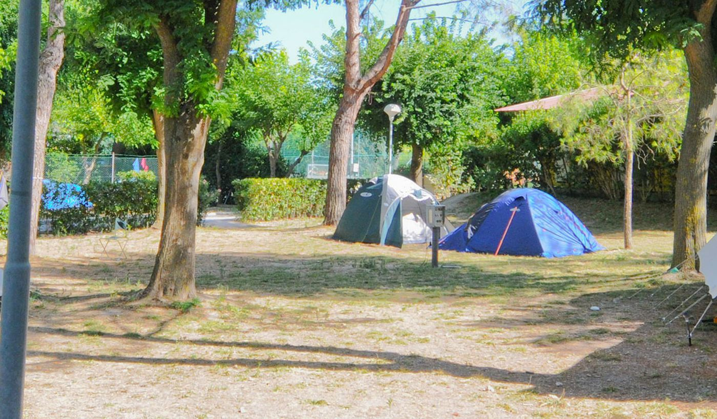 Camping Village a Sirolo, Ancona