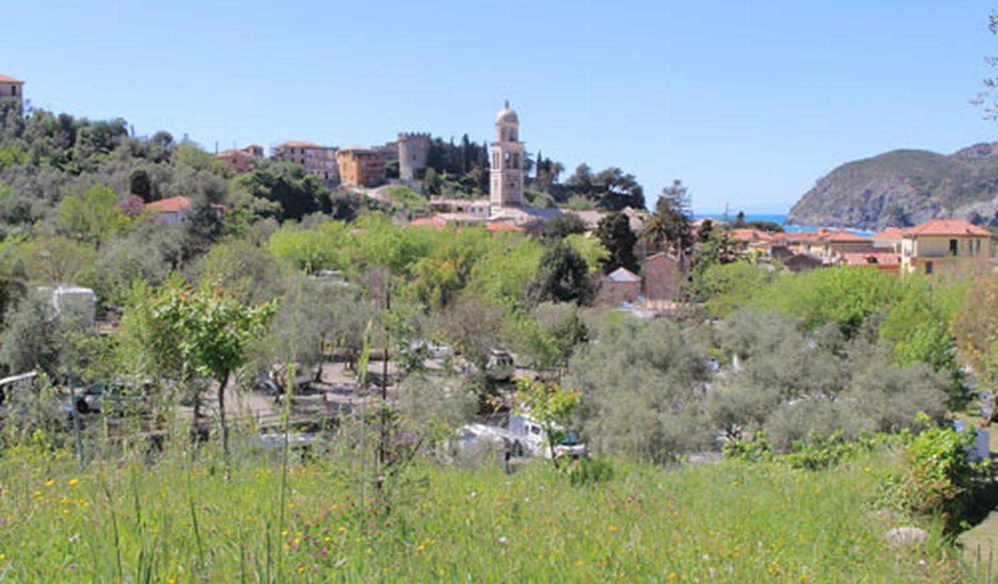 Camping a 200 Metri dal mare a Levanto, La Spezia