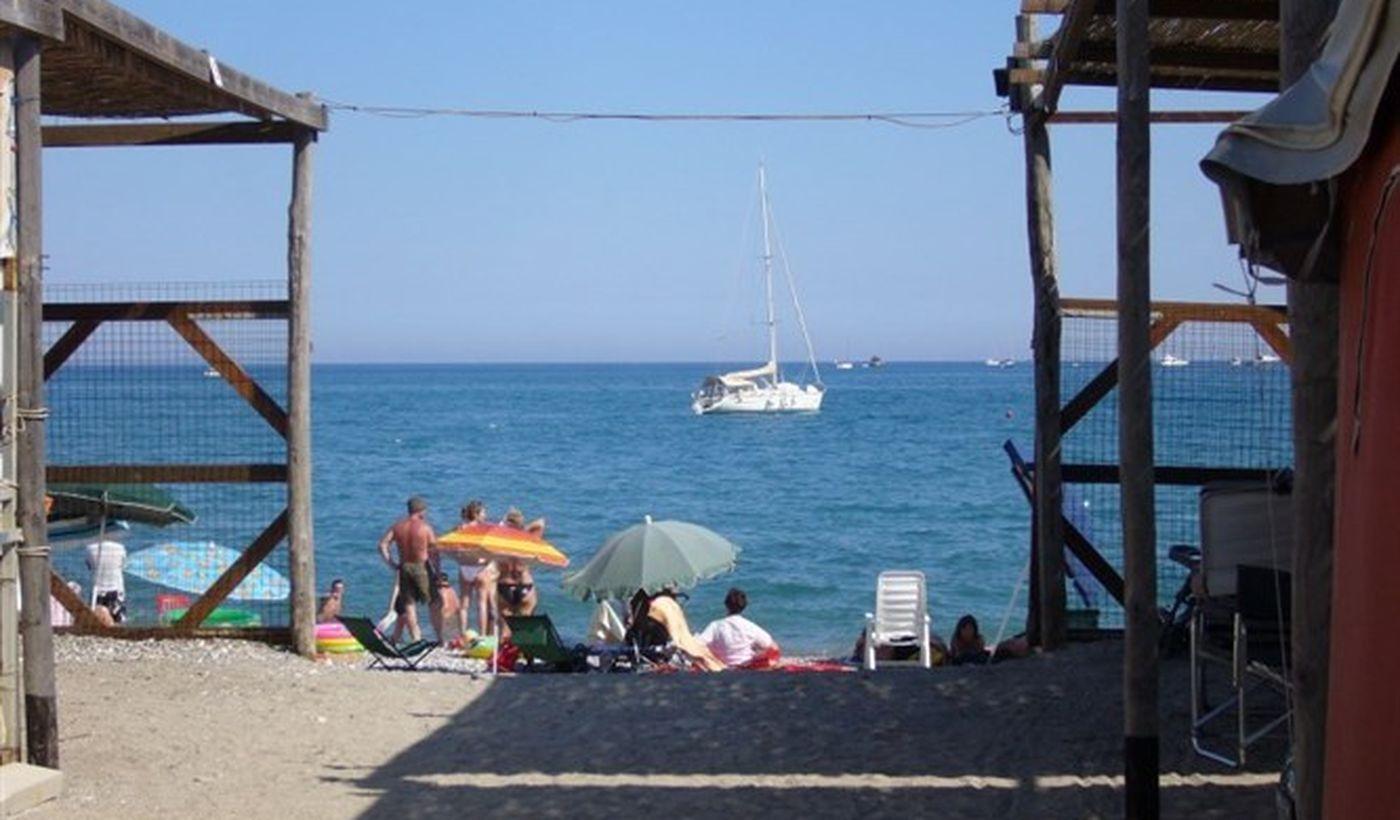 Camping sul Mare in Liguria