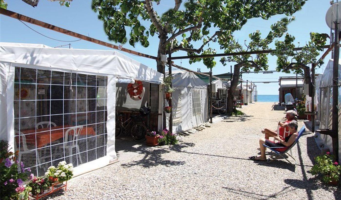 Camping Village in Liguria