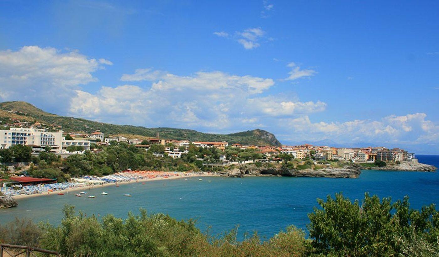 Camping Village per Relax a Camerota, Salerno