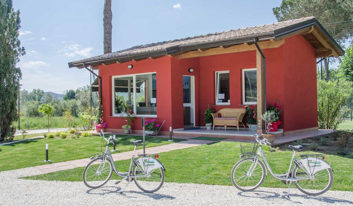 Appartamenti sul Lago Trasimeno, Umbria