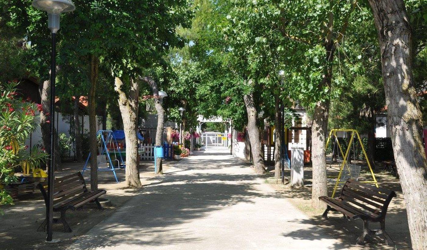 Villaggio Turistico a Fermo