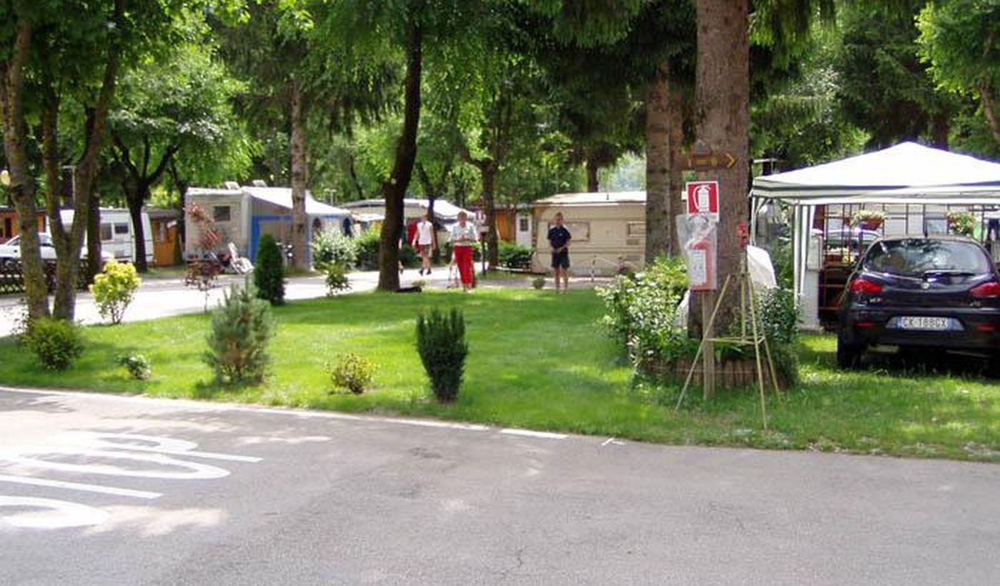 Camping nelle Dolomiti di Brenta, Trentino Alto Adige