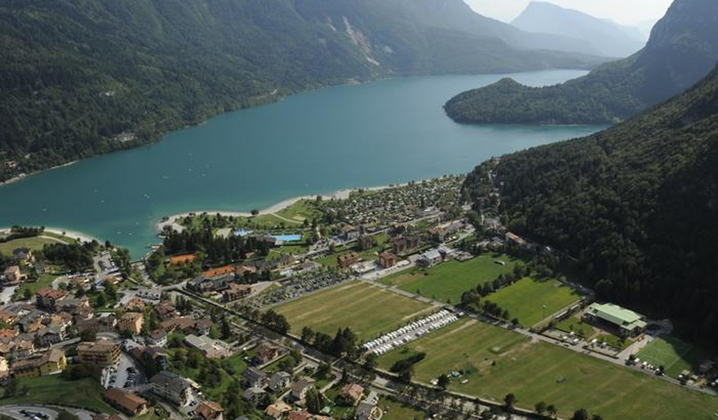 Camping in Trentino Malfainsee