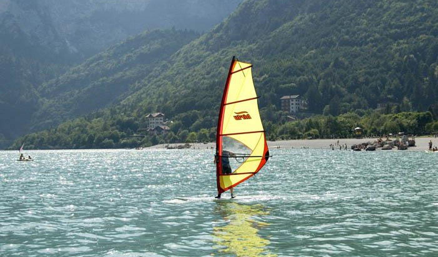 Lago di Molveno, Trentino Alto Adige