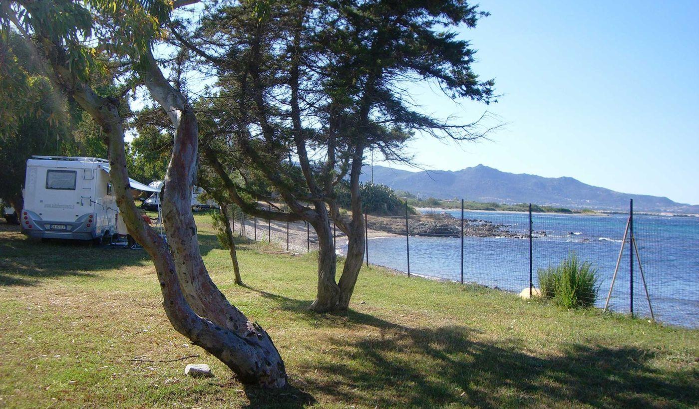 Campeggio e Villaggio a San Teodoro, Sardegna